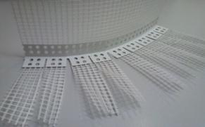 PVC lučni profil sa mrežicom