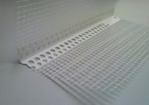 PVC ugaoni profil sa mrežicom