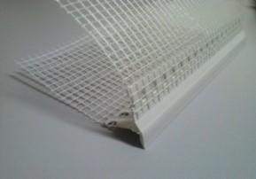 PVC okapni profil sa mrežicom